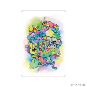 【たぬきゅんフレンズ×せきやゆりえ】ポストカードセット(2柄入り)